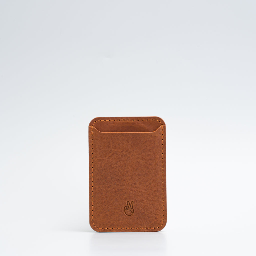 personalized magsafe wallet
