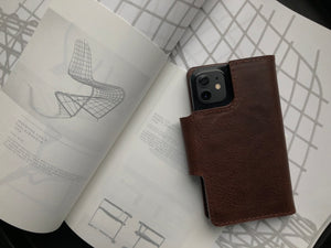 geometric goods folio magsafe wallet