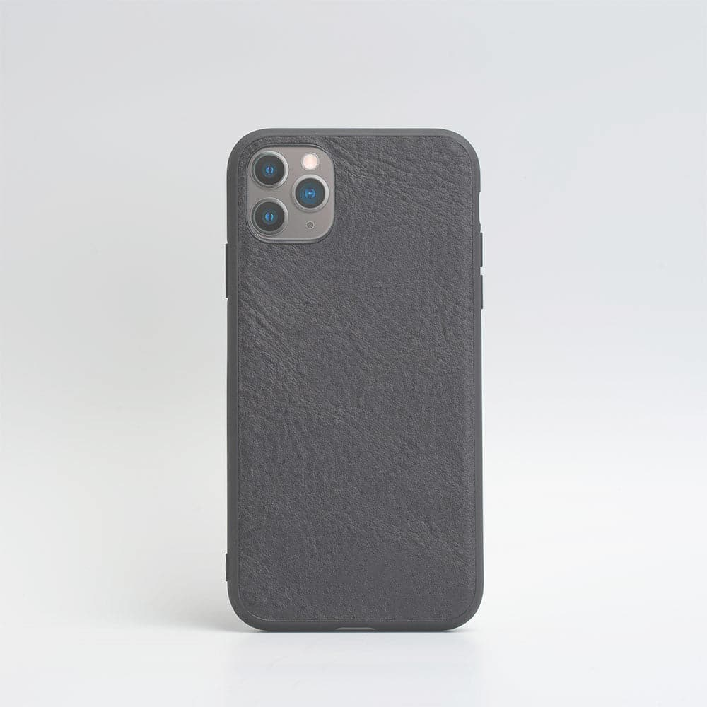 Personalised iPhone 12 Pro leather case