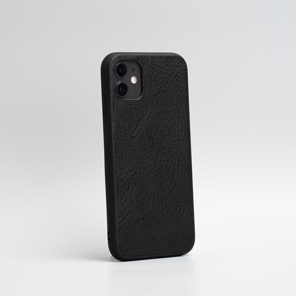 black iphone 11 cover