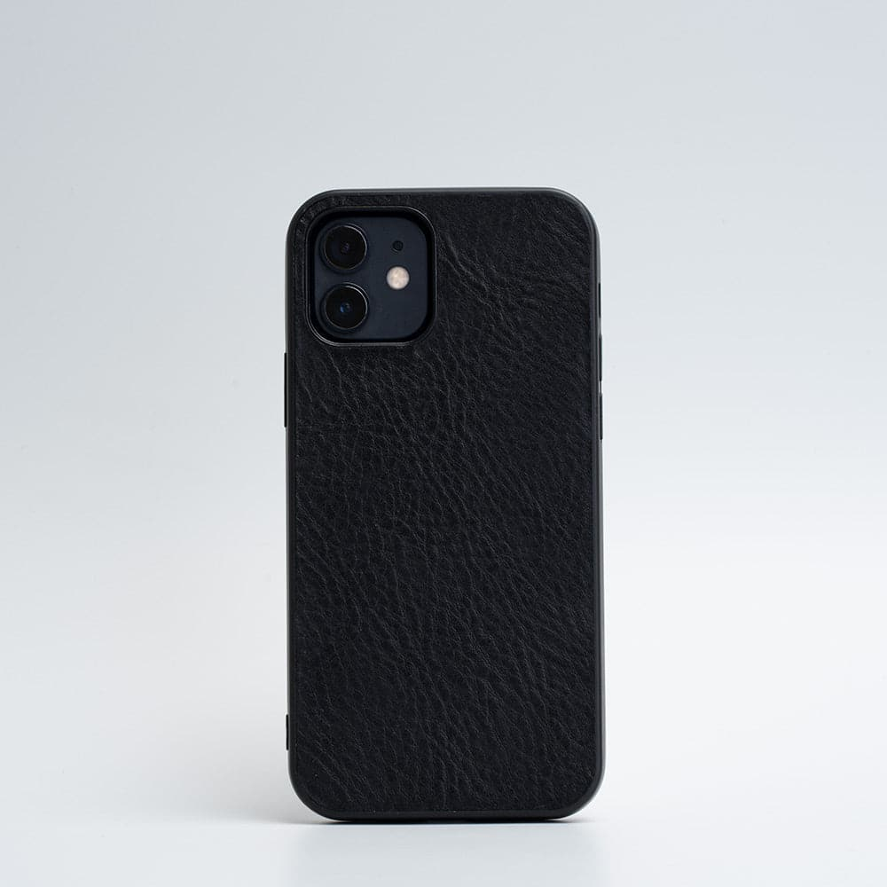 black iphone 12 case