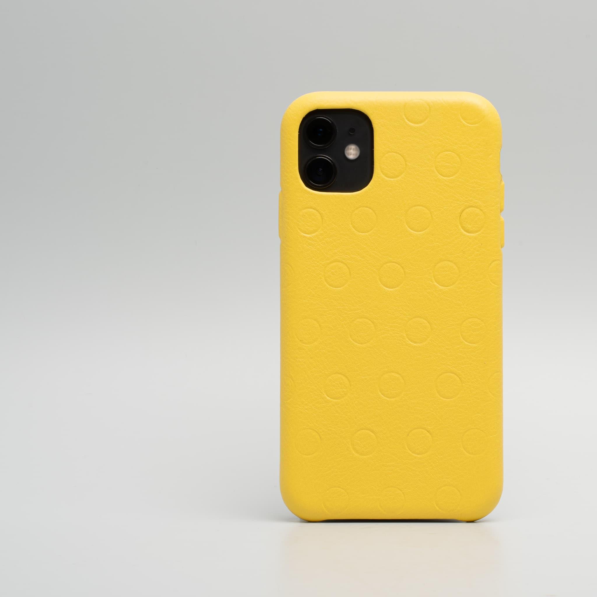 Cas iPhone 11 jaune