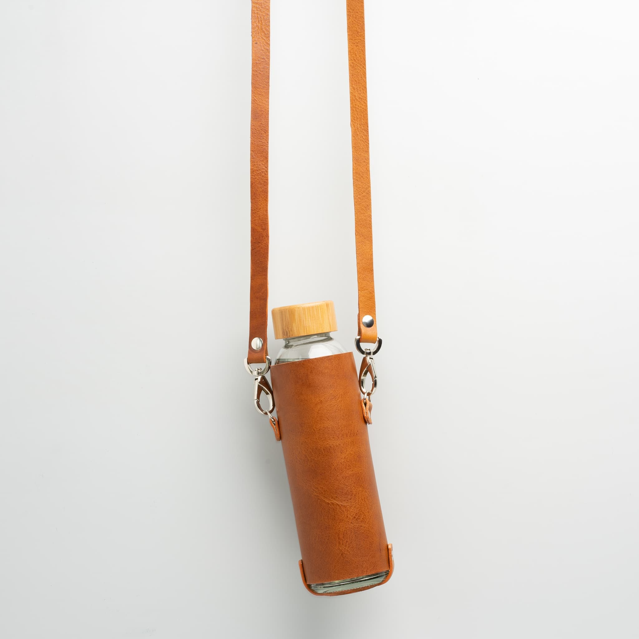 crossbody water bottle holder