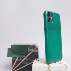 green iphone 11 Pro case