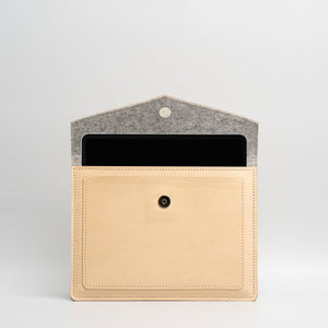 ipad pro 11 leather sleeve