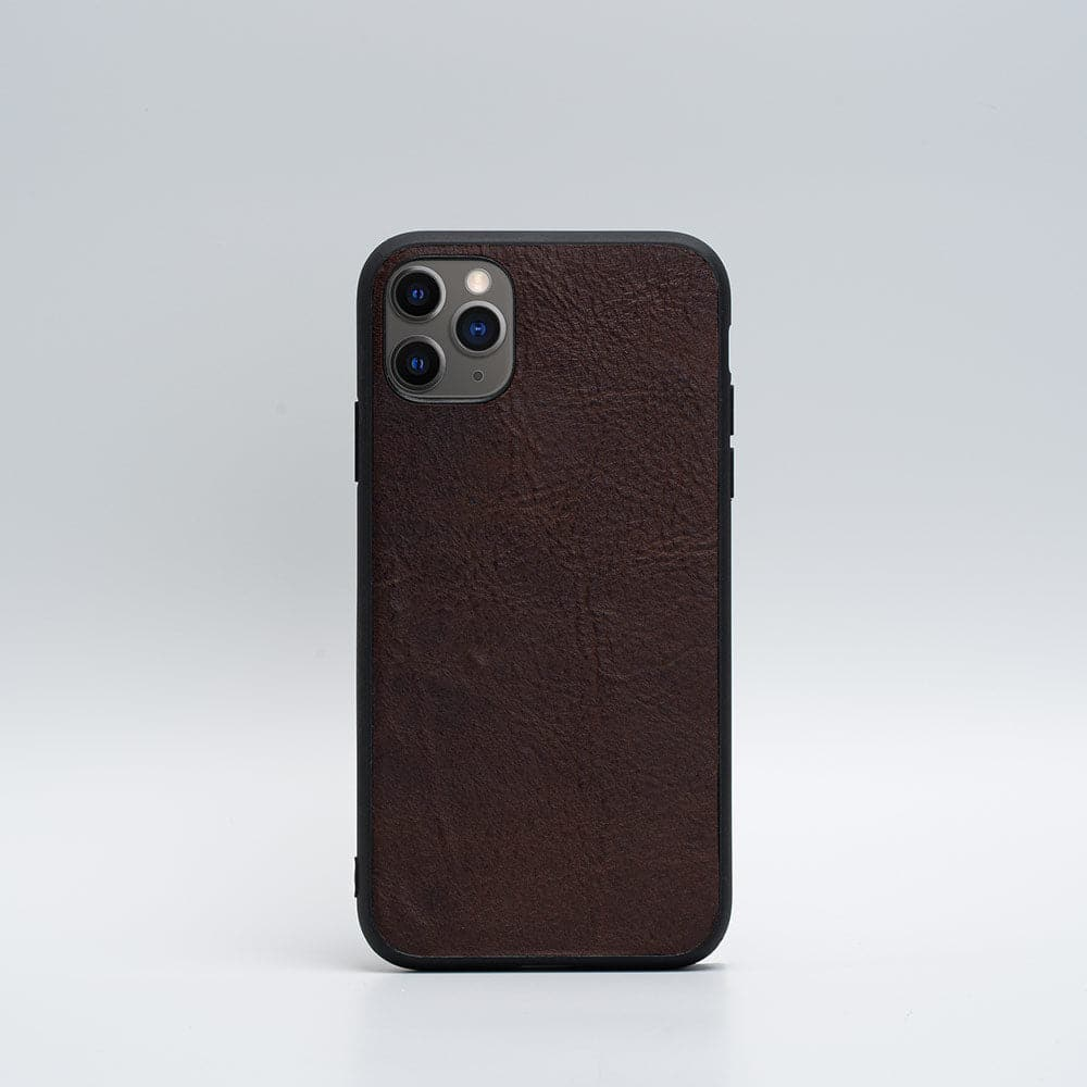 iPhone 11 pro dark brown case