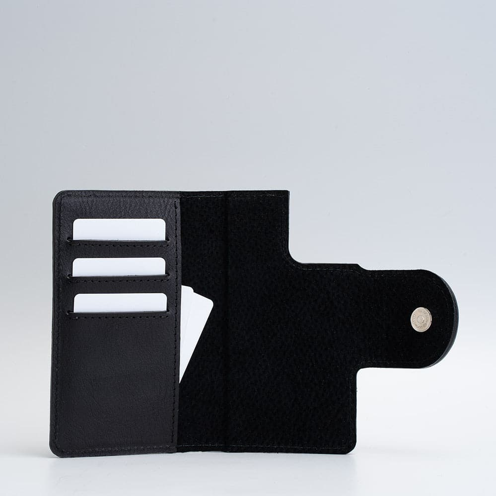 iPhone 12 leather folio wallet