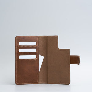 iphone 12 pro leather folio wallet