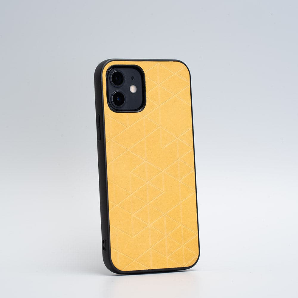 iPhone leather case - Vectors