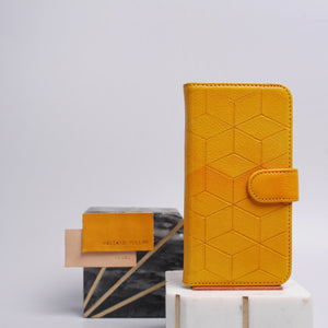 leather iPhone xs wallet case