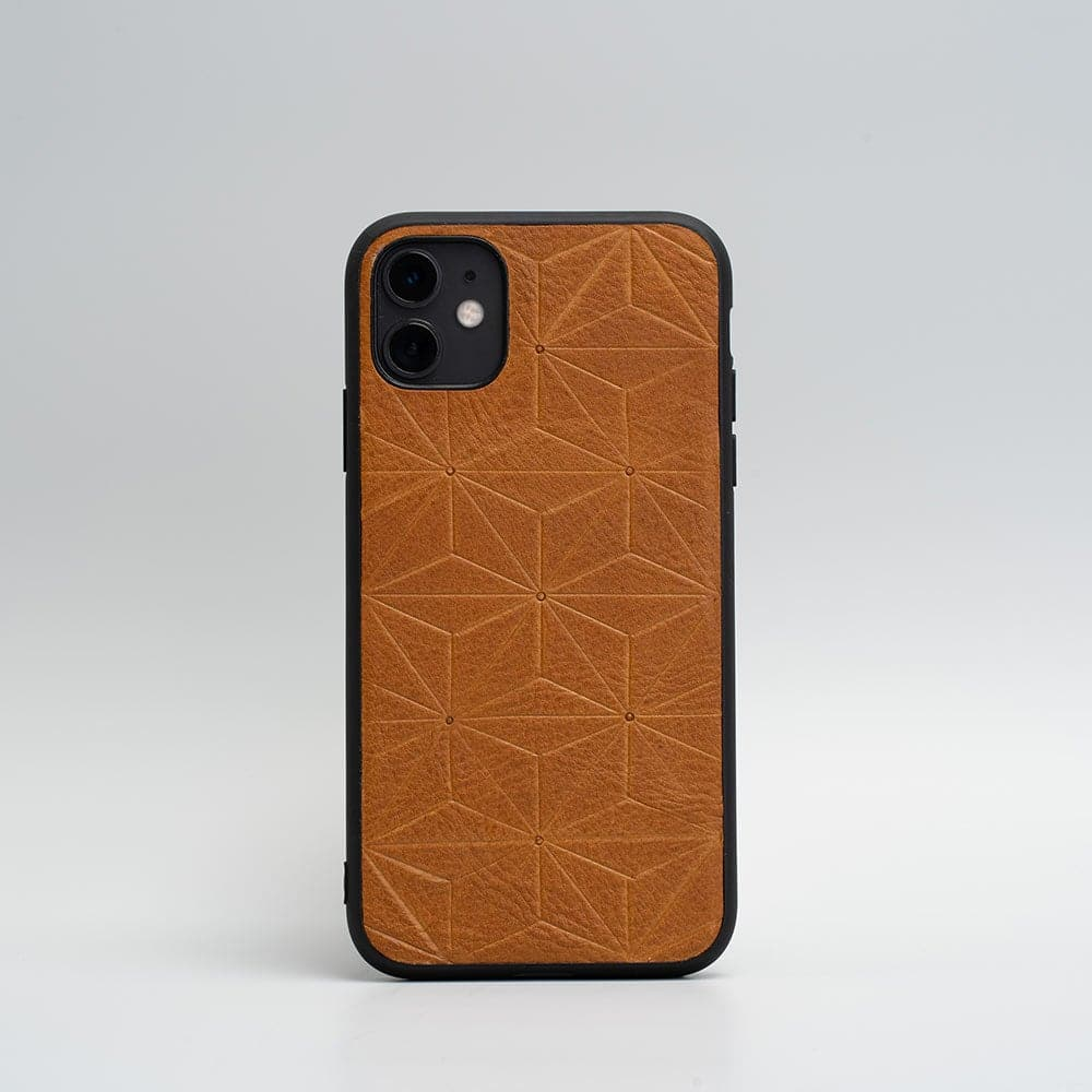 Leder iPhone 11 Cover
