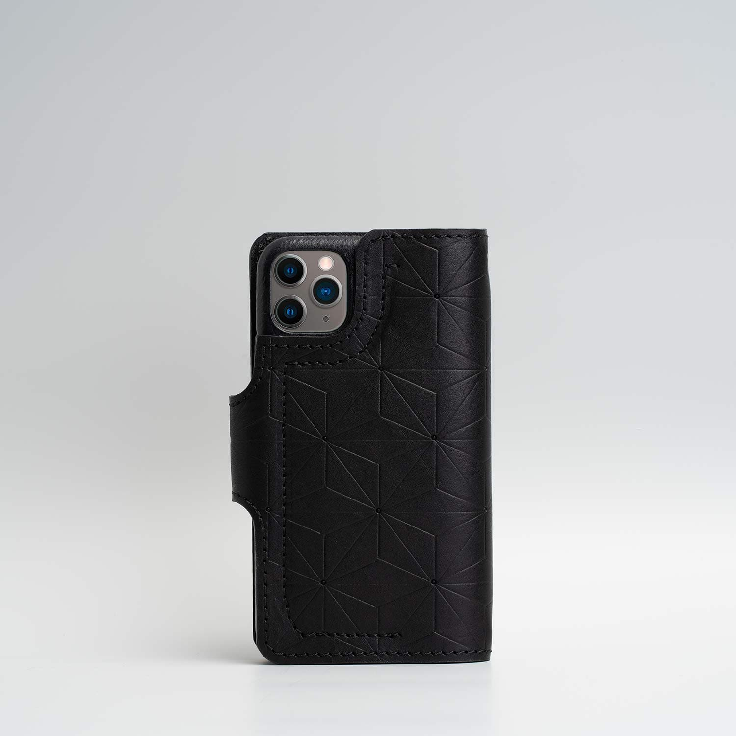 leather iPhone 11 pro max wallet case