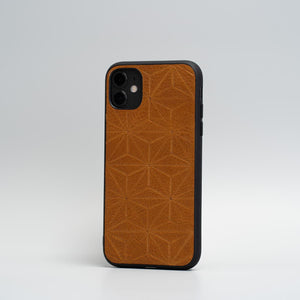 Leder iPhone Cover