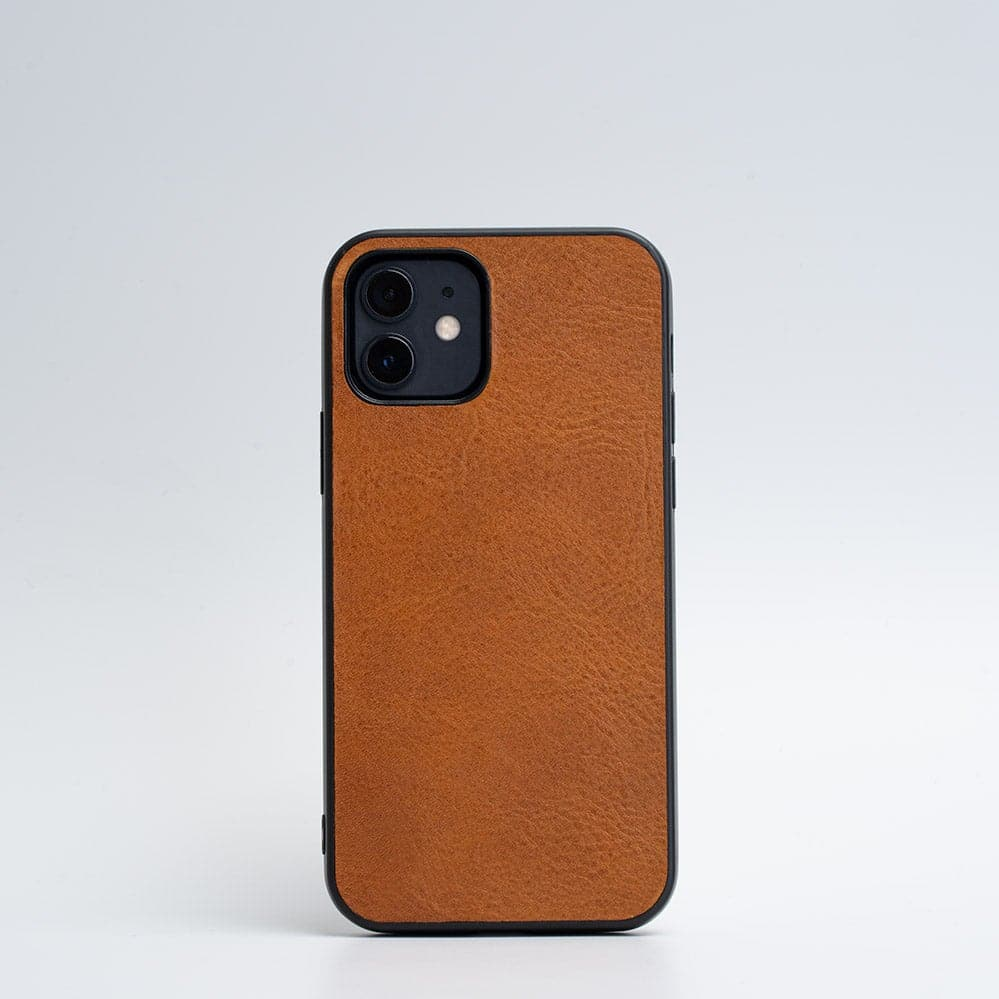 leather iphone 12 cover