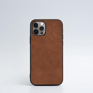 leather iPhone 12 pro case