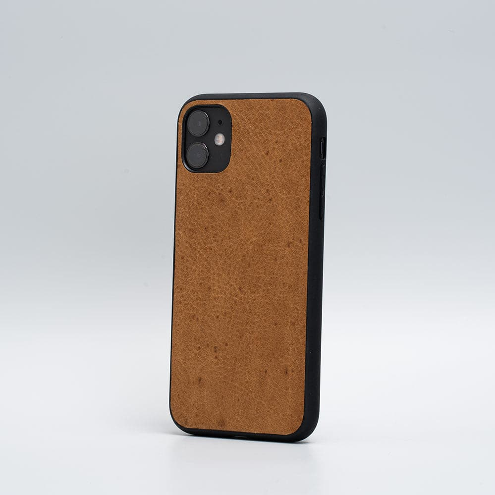 light brown iphone case