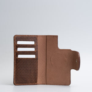 luxury iPhone 12 pro folio wallet
