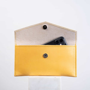 mustard yellow bum bag