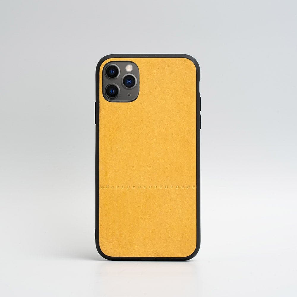 mustard yellow iphone 11 pro case