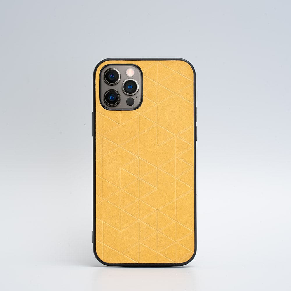 mustard yellow iphone 12 pro max case