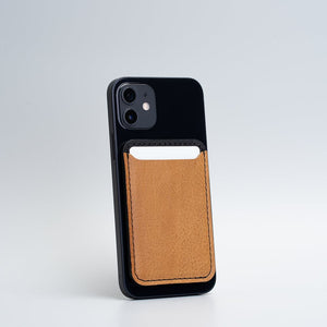 premium iPhone 12 wallet with magsafe