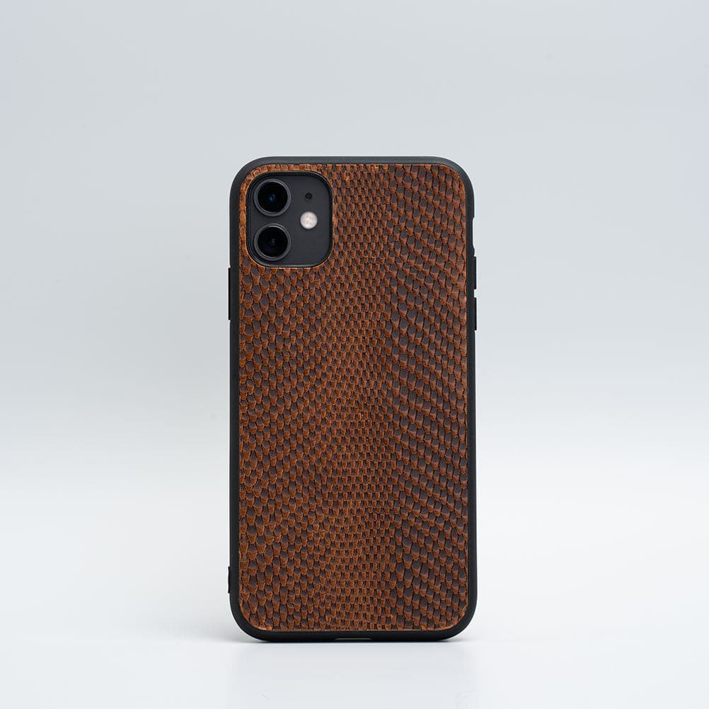 snake print case iPhone