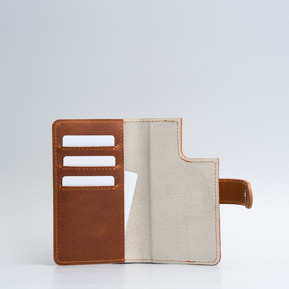 tan iphone 12 pro max wallet