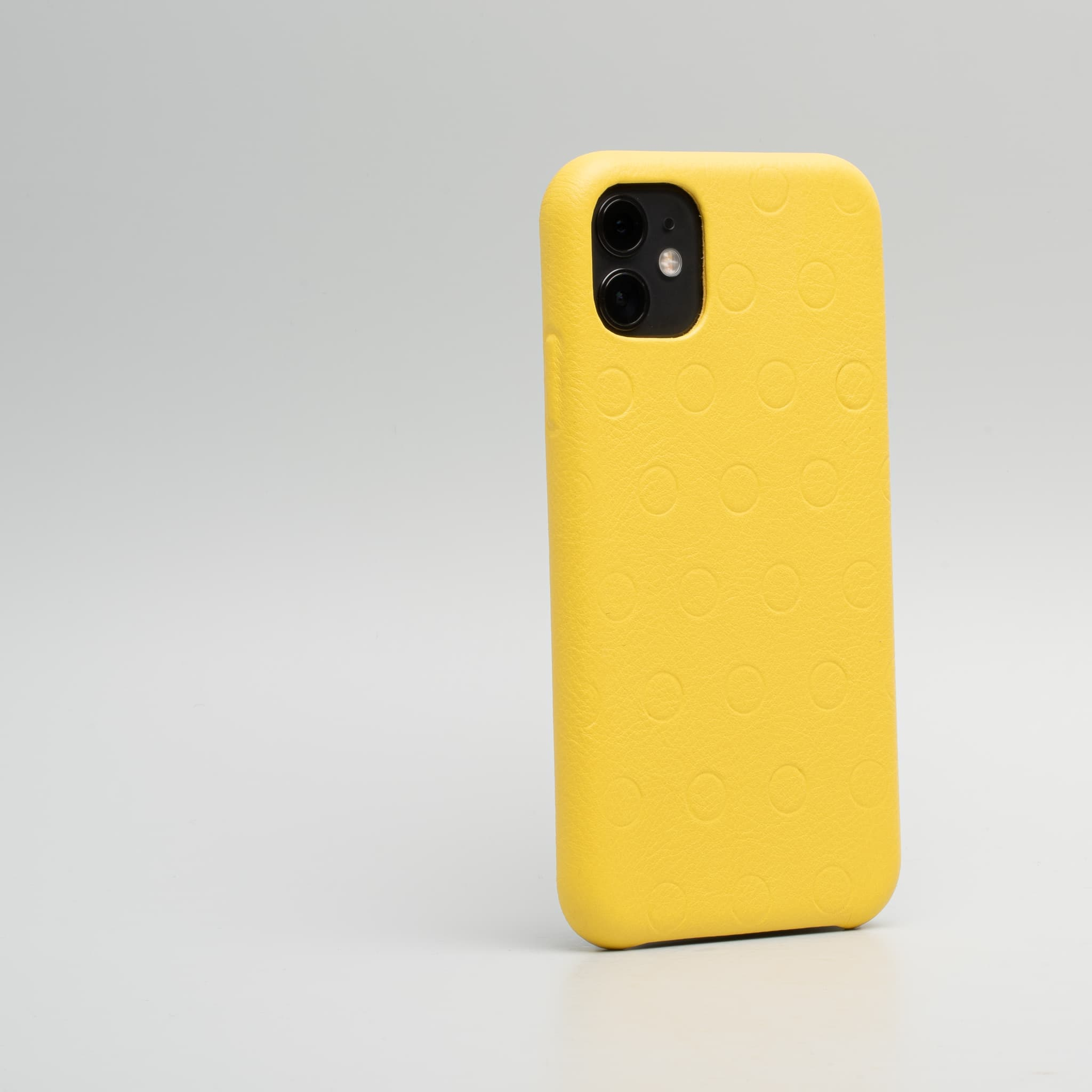 Cas jaune iphone 11