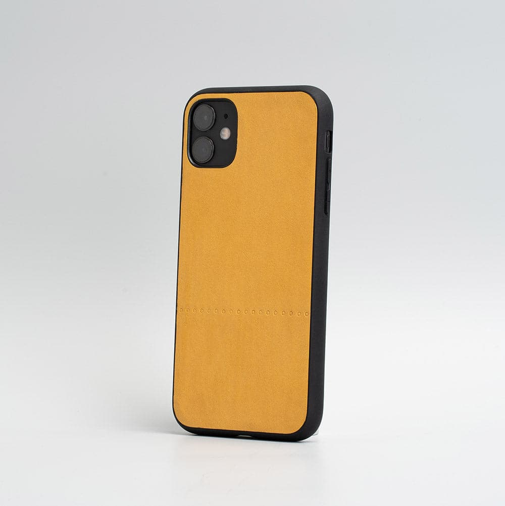żółty iphone 11 case