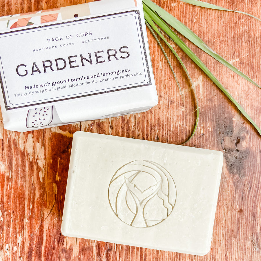 Gardeners - Large Exfoliating Soap Bar