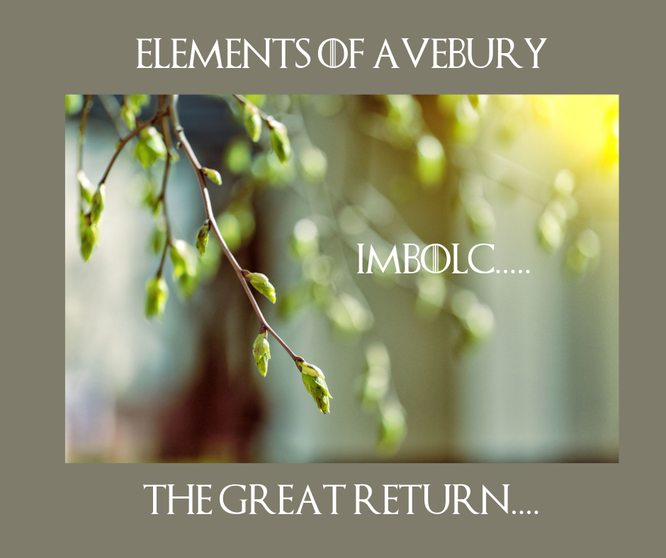 Imbolc - The Return!
