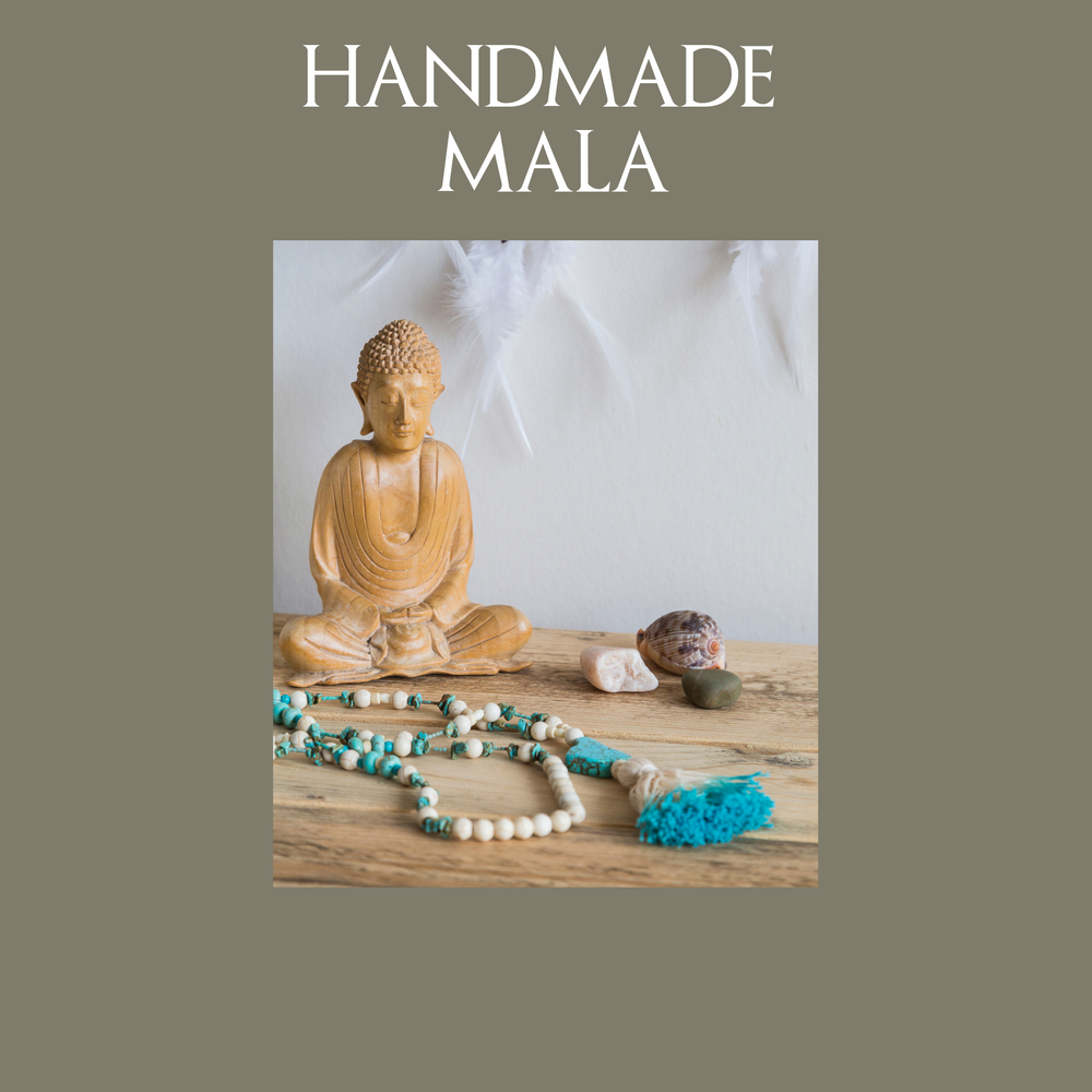 Beautiful Mala's handmade in Avebury