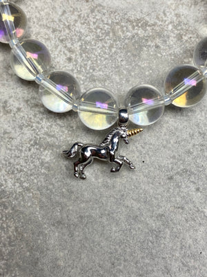 Angel Aura and Unicorn bracelet