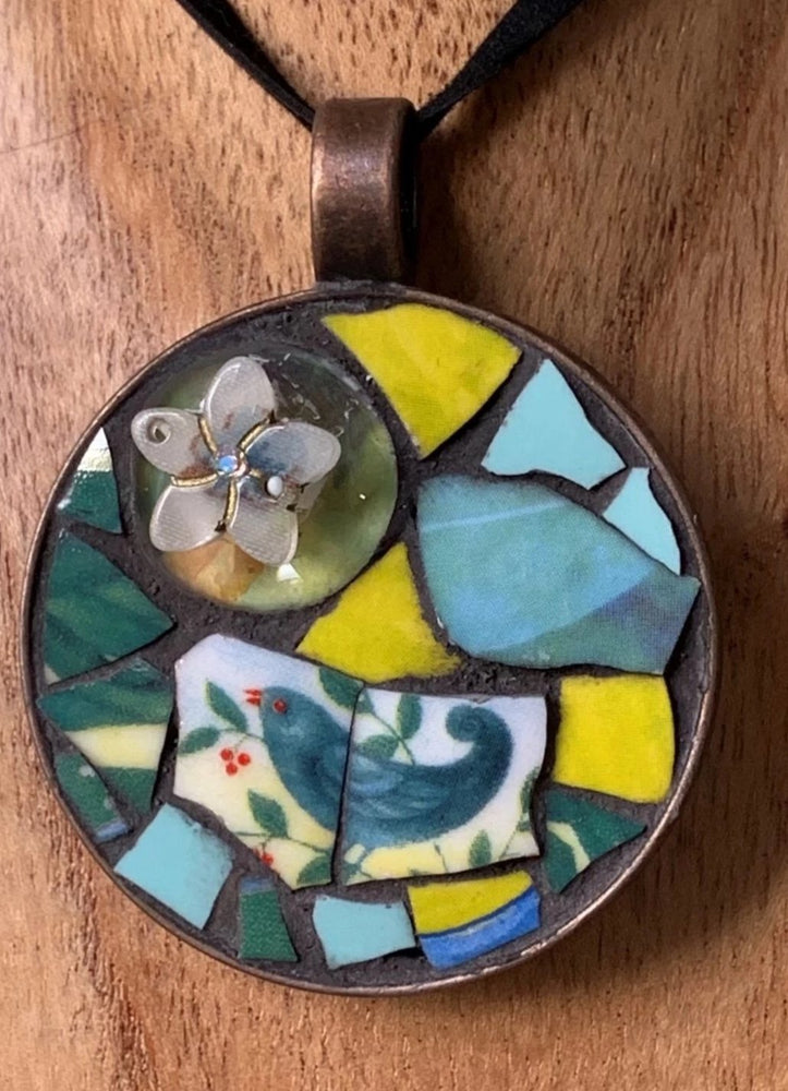 Handmade Mosaic Jewellery - Early Bird