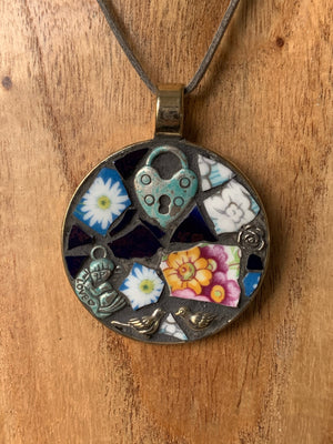 Handmade Mosaic Jewellery - You Are Loved