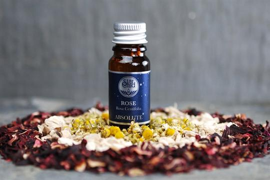 Rose Absolute Essential Oil