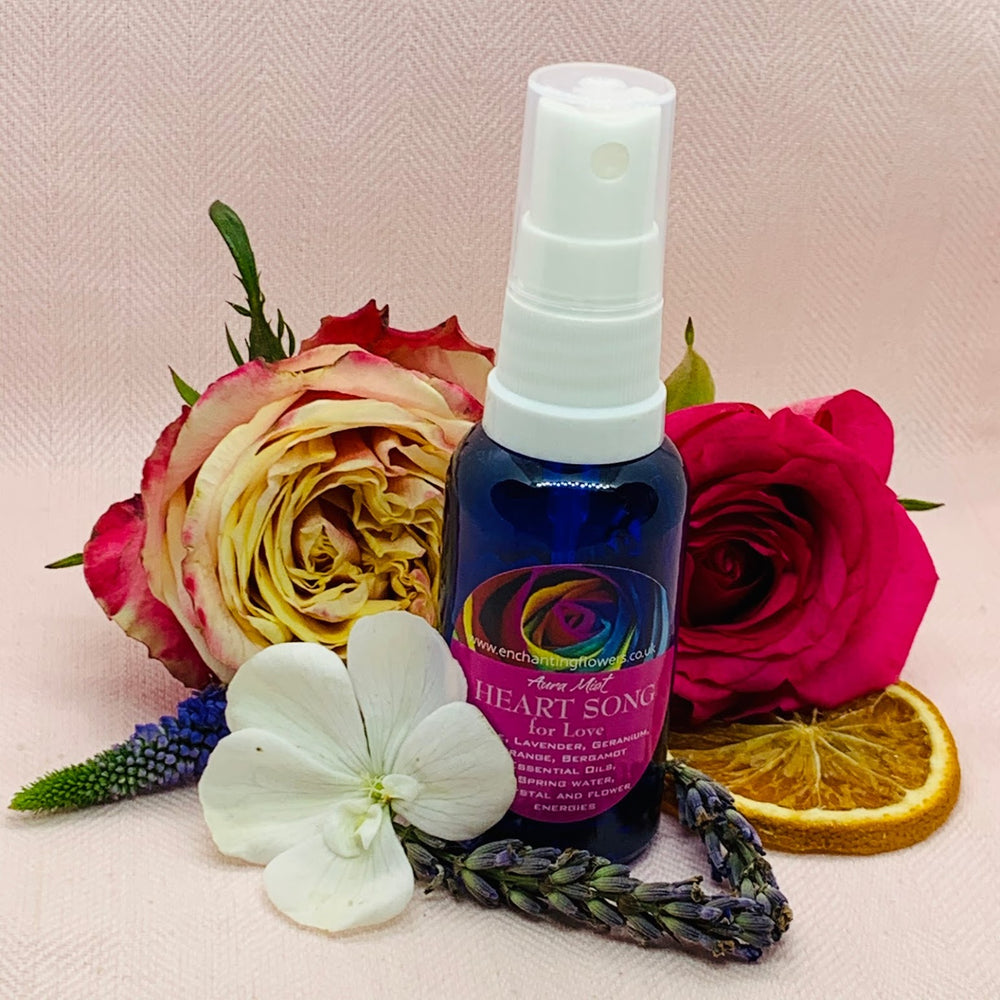 'Heart Song' Aroma Mist Spray