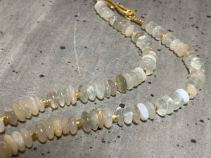 Natural Moonstone Necklace