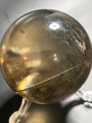 Smoky Quartz Small Sphere