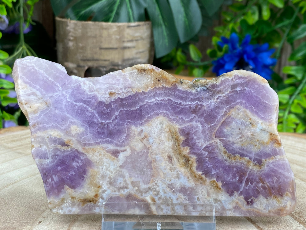 Amethyst Polished Slice