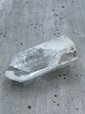 Fire and Ice Quartz