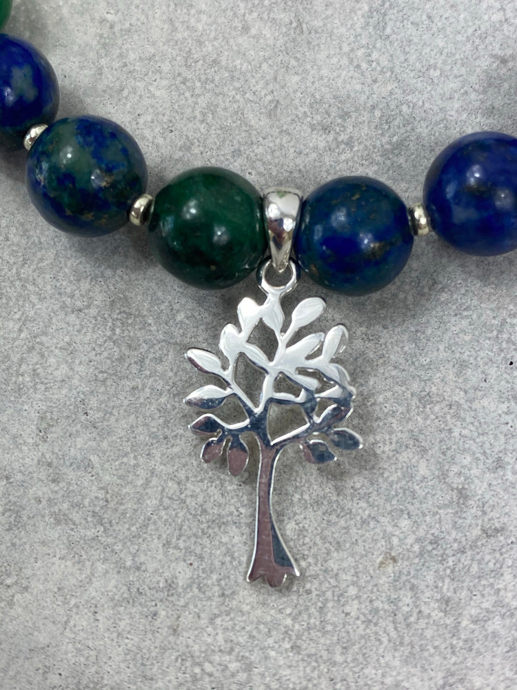 Bracelet - Mallacolla & Sterling Silver Tree of Life
