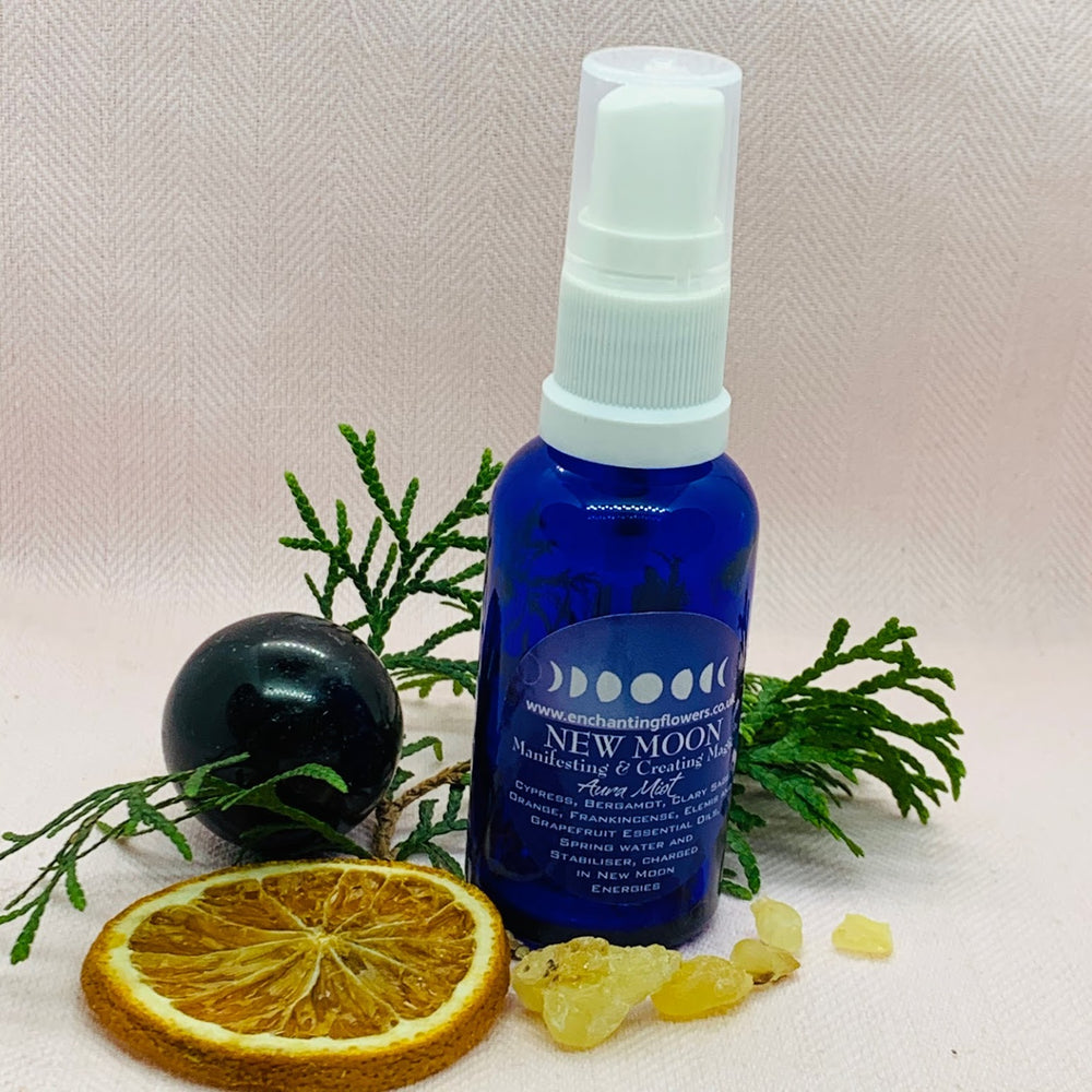 'New Moon' Aroma Mist Spray
