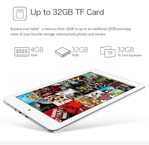 Cube iwork8 is a 8 inch windows 10 + android 5.1 dual os tablet. It supports up to 32gb tf card expansion.