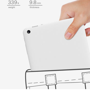 Cube iwork8 is a 8 inch windows 10 + android 5.1 dual os tablet. It is 9.8mm thick and incredibly lightweight.