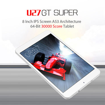 Cube U27GT 3G tablet is a 8 inch android 5.1 tablet.