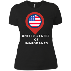 United States of Immigrants - Ladies' Tee B