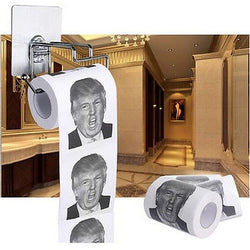 Donald Trump Toilet Paper Roll