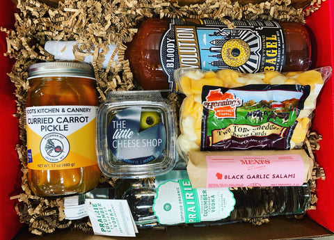 THE MEMORABLE BLOODY MARY GIFT BOX