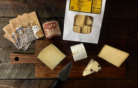 THE LITTLE CHEESE SHOP FAVORITES BOX (serves 10-15pp)